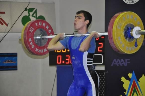 mansur agaverdiyev