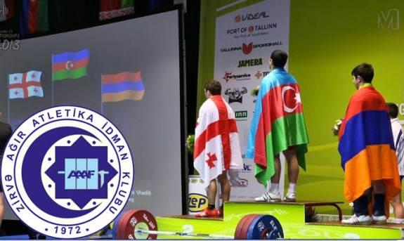 zirve medal azeri